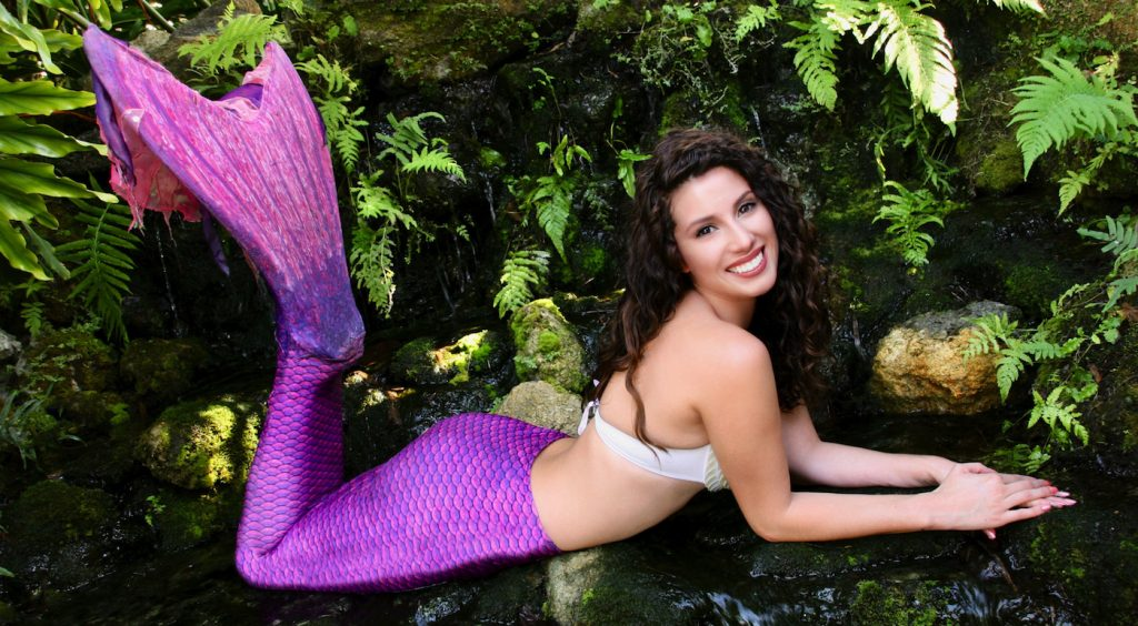 mermaid charlene
